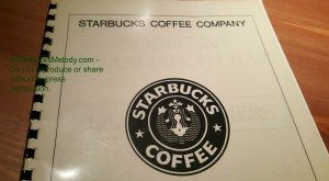 2 - 1 - 20151216_231330 - Starbucks 1989 Training booklet