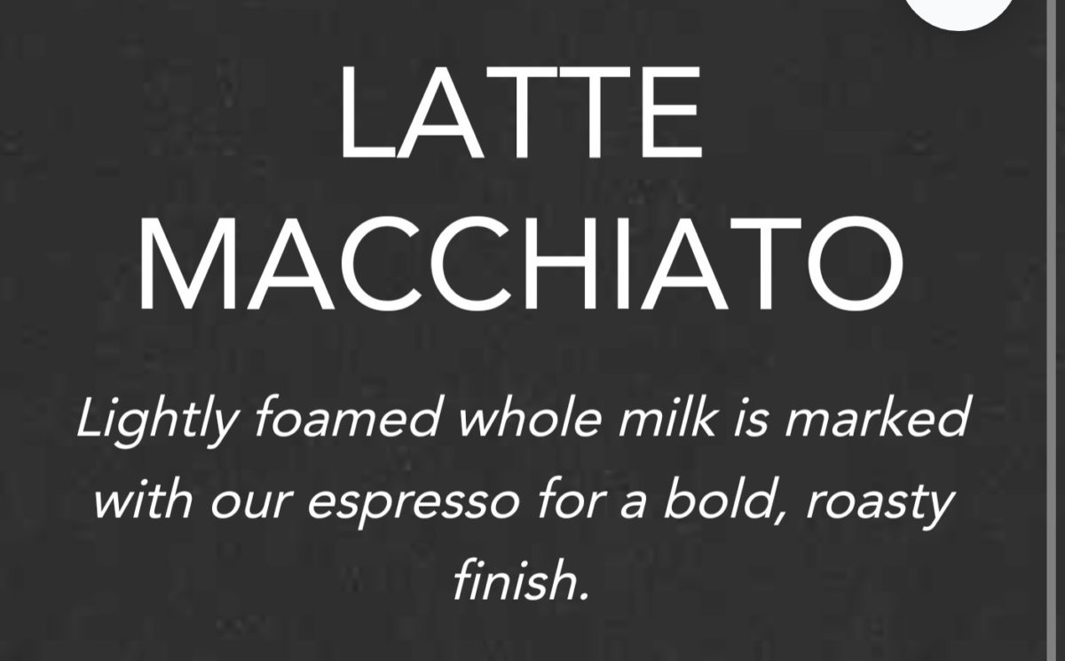 (Re)Introducing the Latte Macchiato: Starbucks Brings Back a 1989-era Beverage.