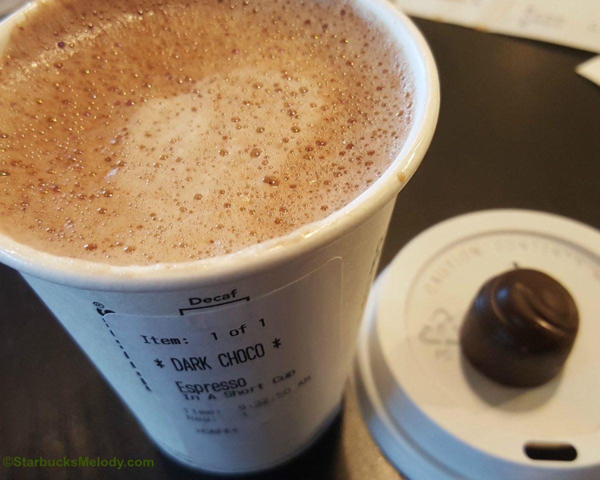 Hello Melted Truffle Mocha. - StarbucksMelody.com