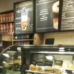 2 - 1 - 20160117_095300 sign for melted truffle mocha - starbucks monroe washington