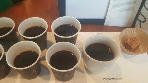 2 - 1 - 20160118_121920[1] sampling the new yirgacheffe chelbe starbucks 4th and union