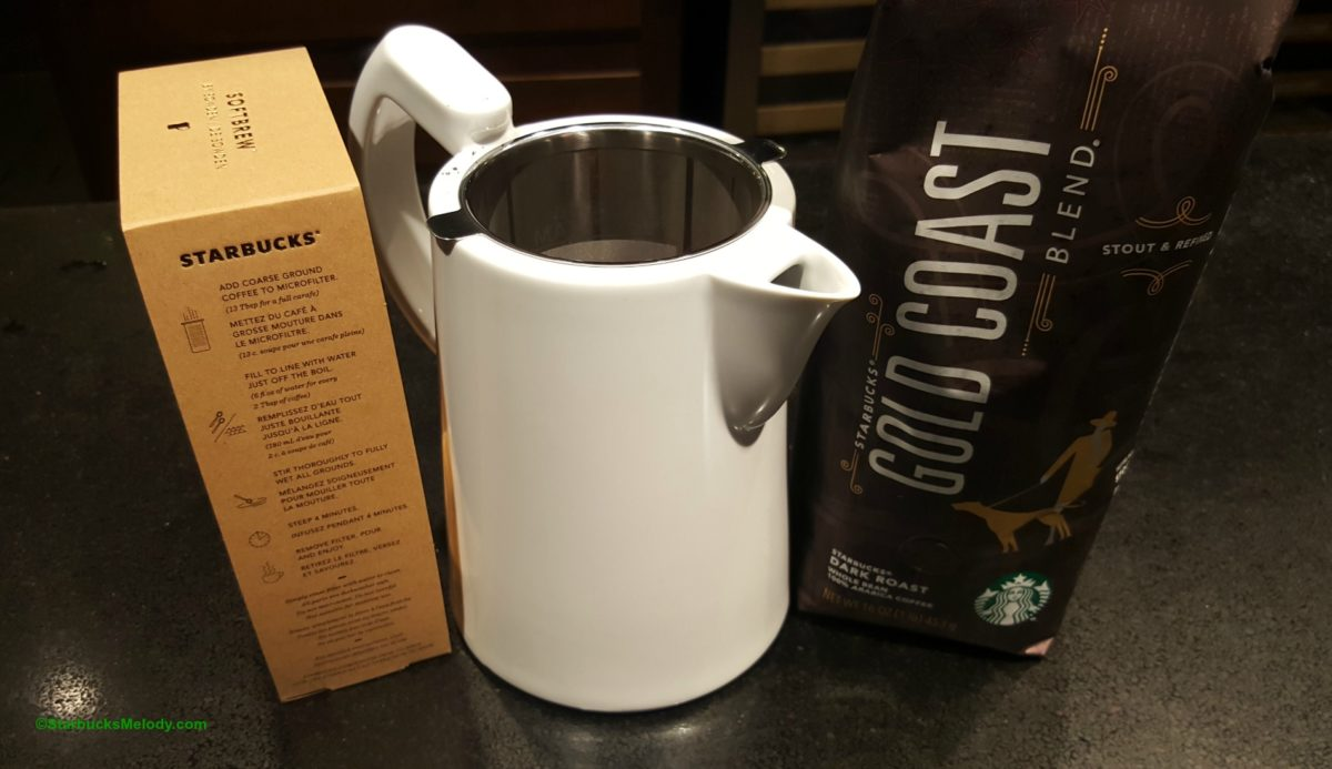 Sowden Softbrew: Immersion Coffee Brewing