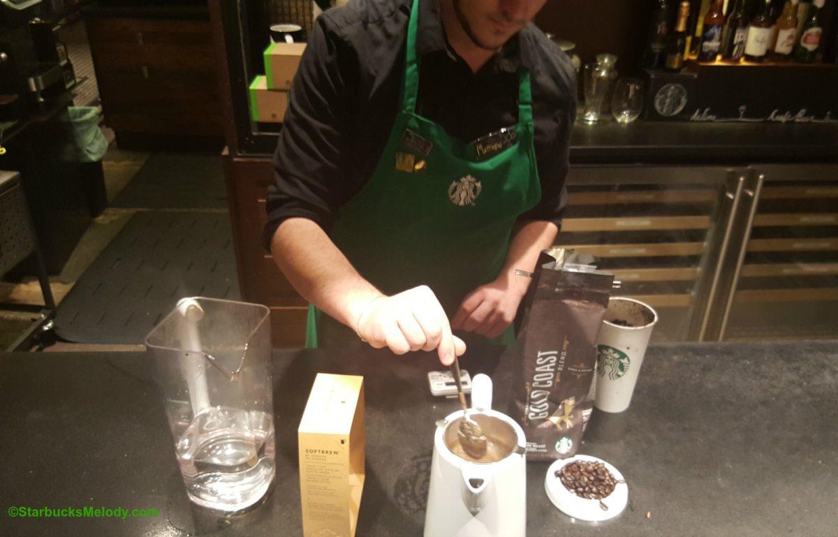 Softbrew Coffee Maker Starbucks : Sowden Softbrew: Immersion Coffee Brewing - StarbucksMelody.com