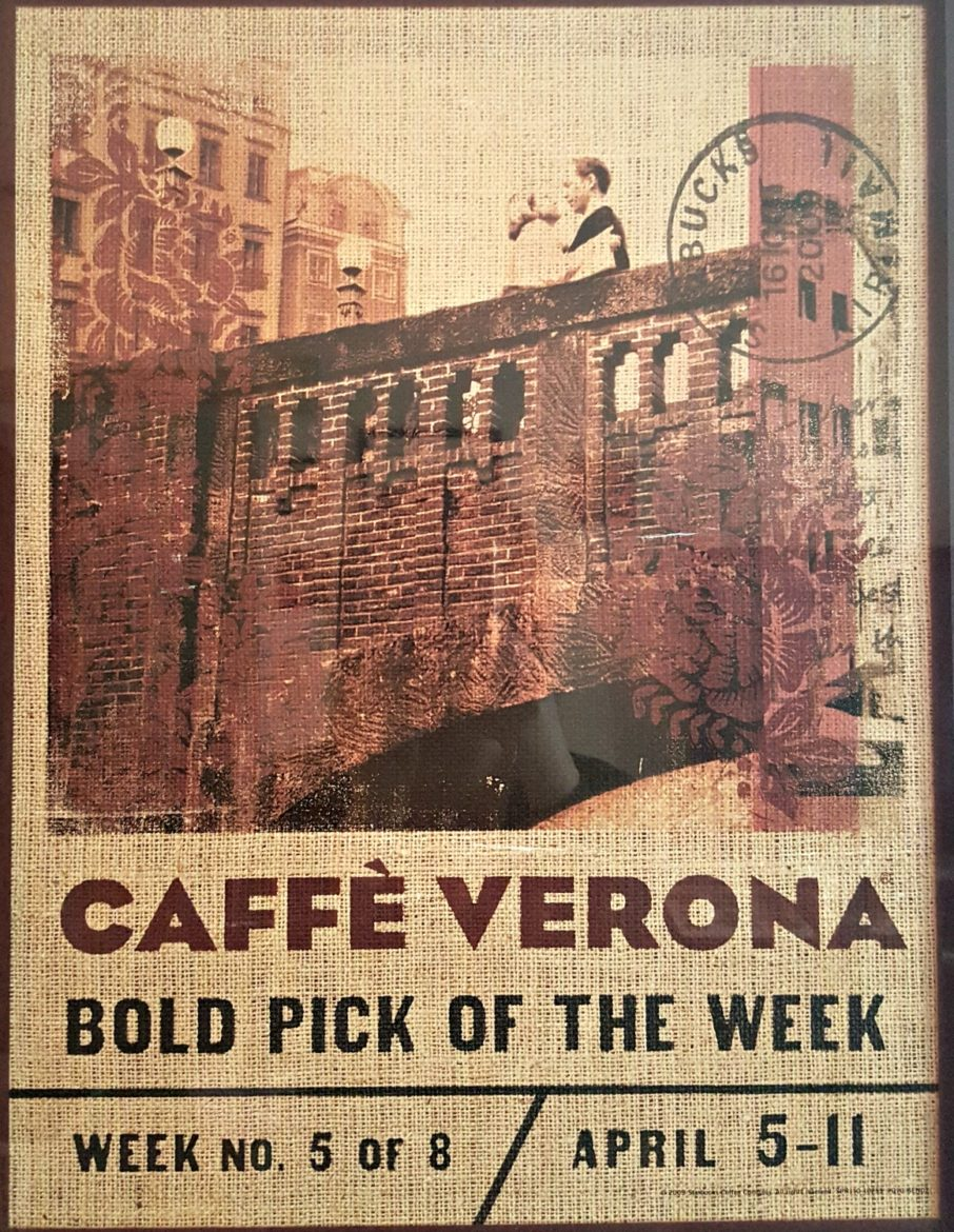 The Untold Caffè Verona Story: Just add whiskey.