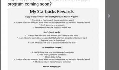 1 - 1 - sbux geek tweet - New My Starbucks Rewards