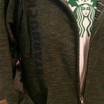 2 - 1 - 20160215_094953 hoodie and t-shirt at the Starbucks Coffee Gear Store