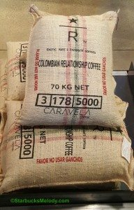 2 - 1 - 20160220_112416 burlap sacks of unroasted colombia San Fermin