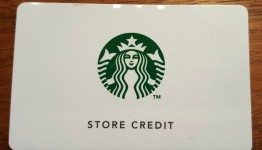 1 - 1 - 20160319_114304 Starbucks store credit card