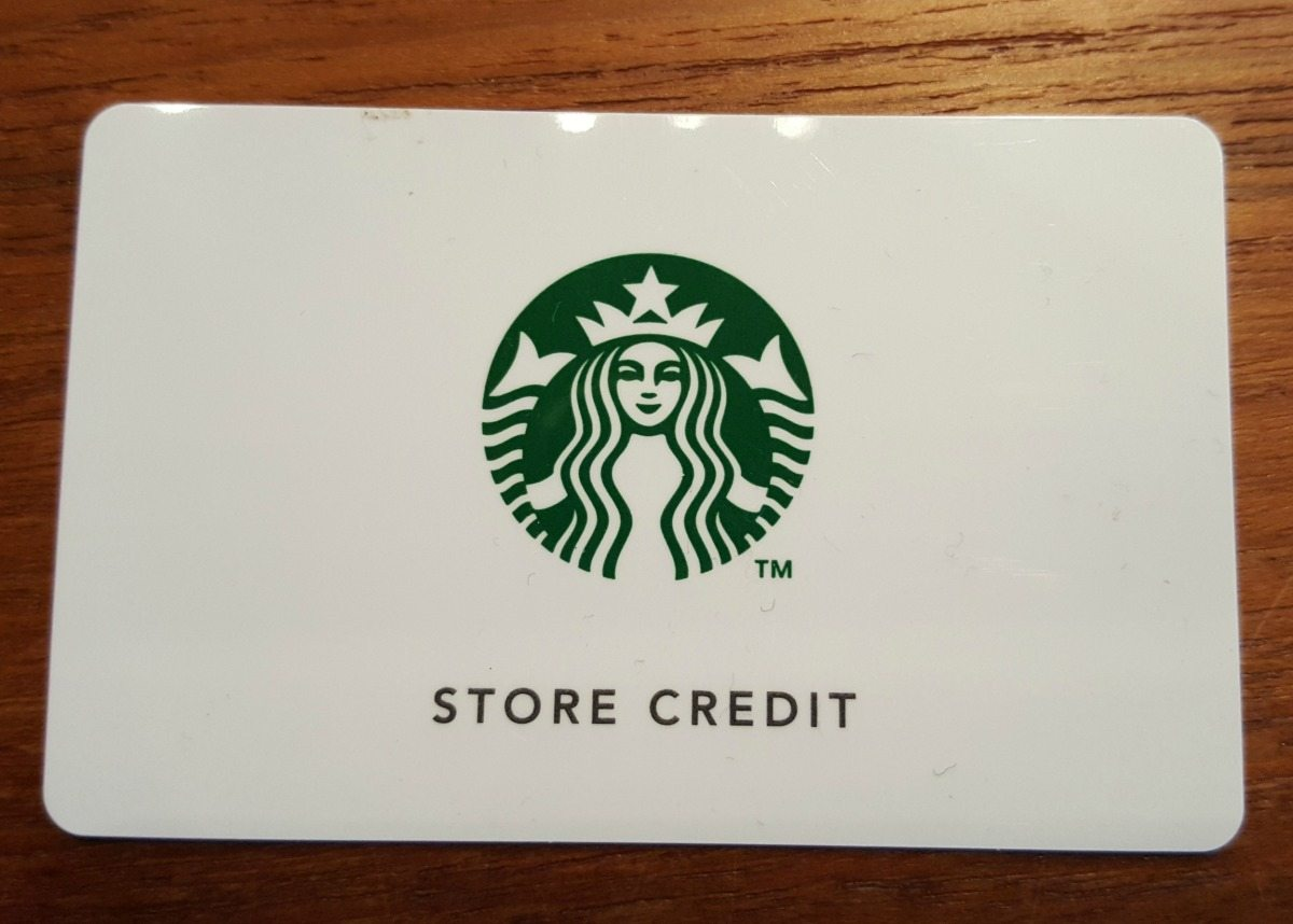 Refund your money back on your Starbucks card? Nope.