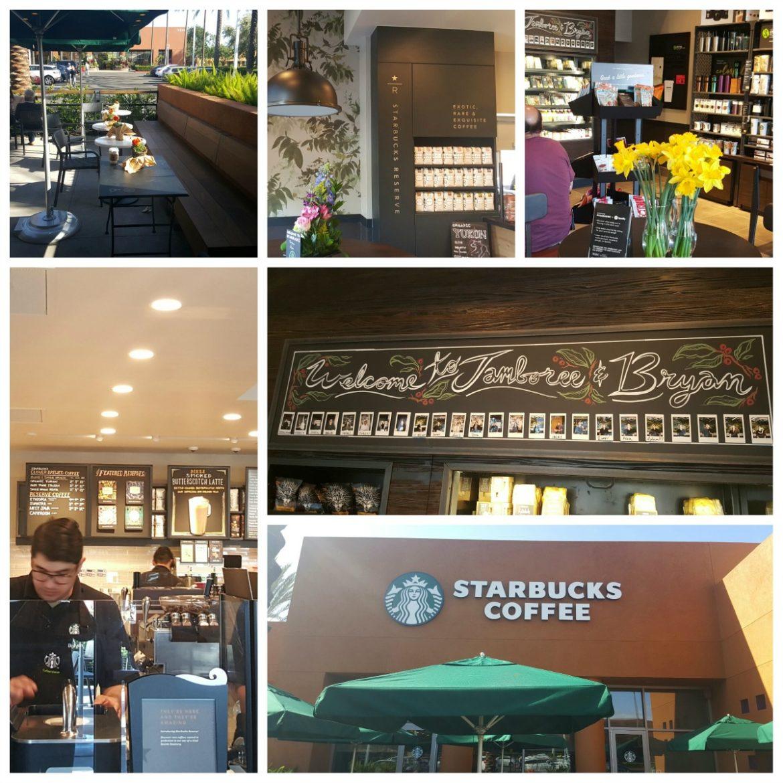 You're Invited: Beautiful Irvine Starbucks – Jamboree & Bryan