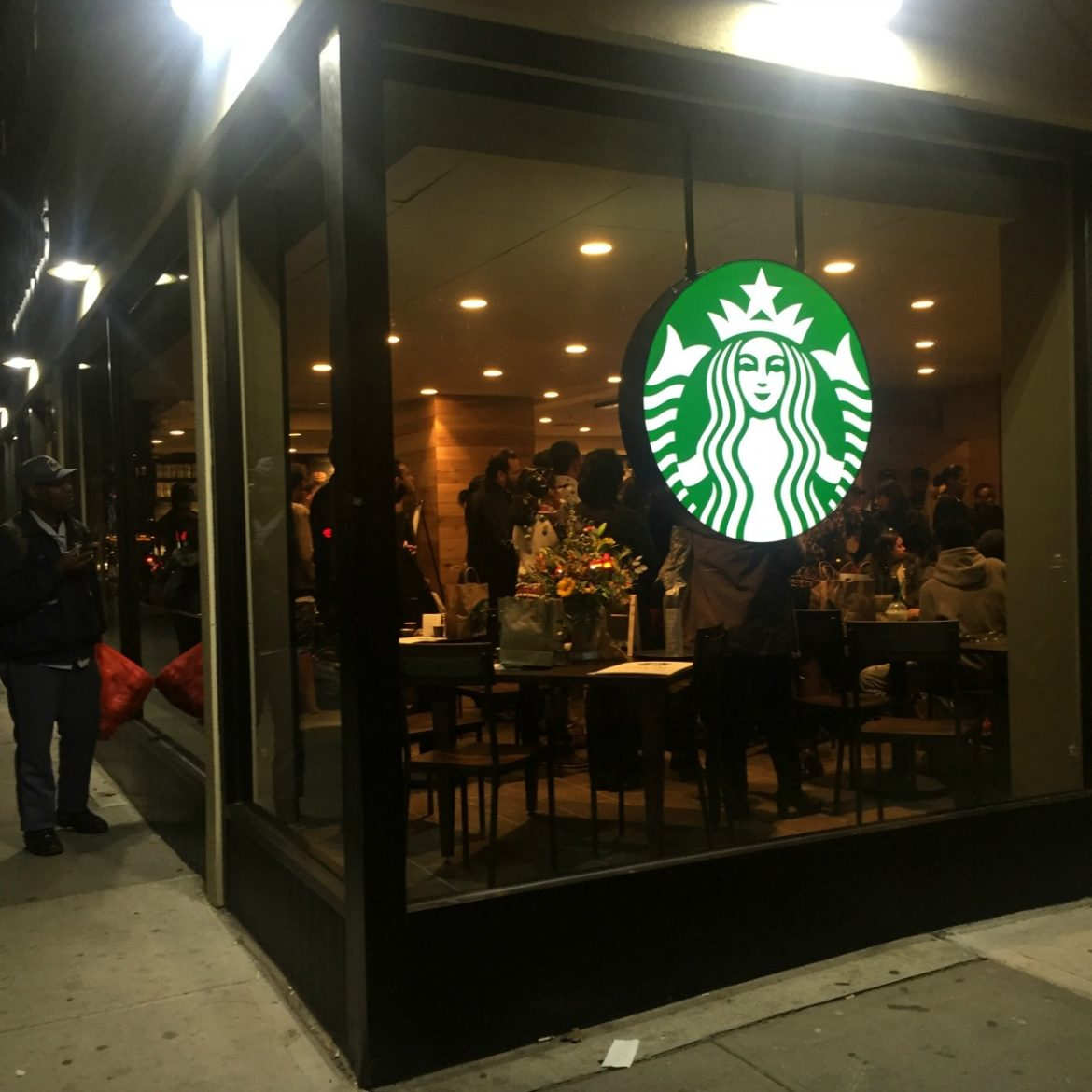 New Starbucks: Jamaica, Queens, New York, partners with YMCA and Queens Community House.