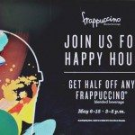 Frappuccino Happy Hour is coming soon