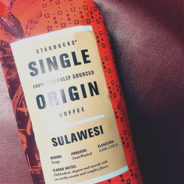 Sulawesi Coffee Coming to Starbucks Everywhere!