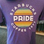 1 - 1 - 20160422 - The 2016 Starbucks pride t-shirts