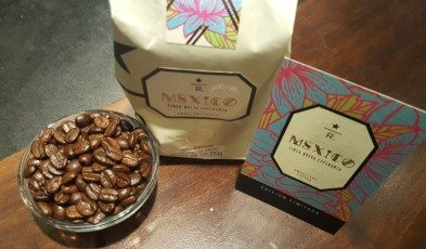 1 - 1 - 20160423_124321 Starbucks mexico whole bean with card