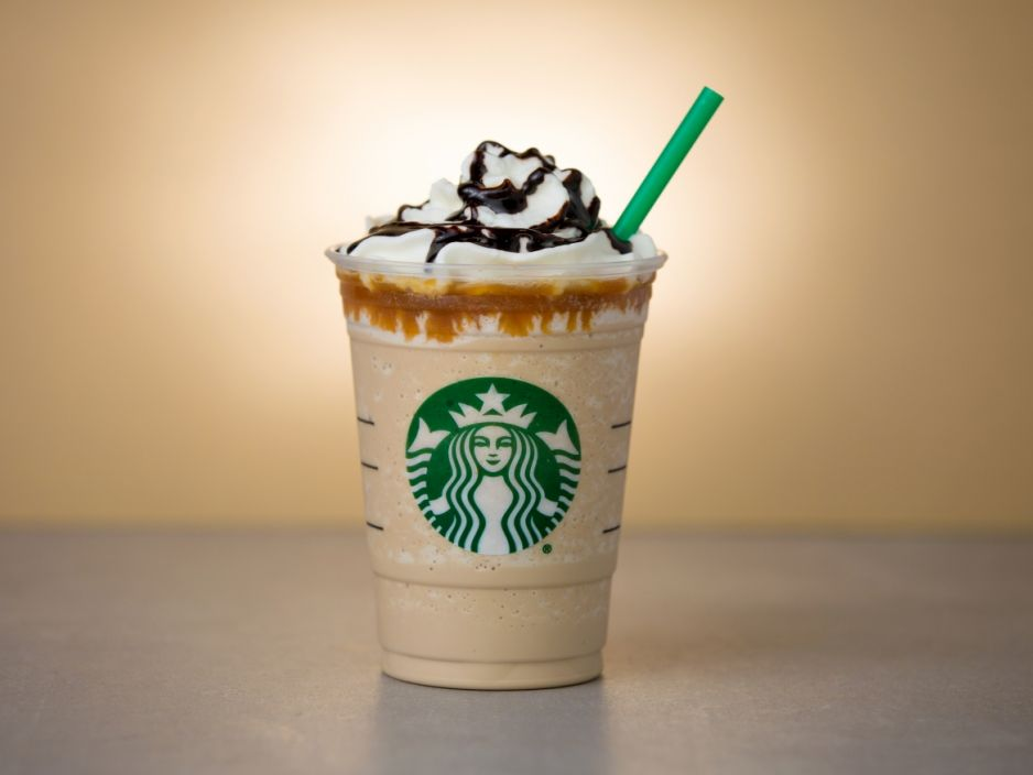 Featured Frappuccino: The Caramel Cocoa Cluster 4/5 – 4/11