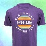 PrideTee2016 - image from Starbucks Coffee Gear store online