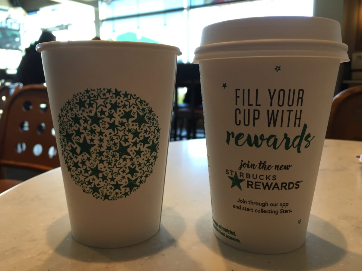 Fill Your Cup with Rewards