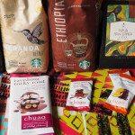 coffee with chuao chocolates