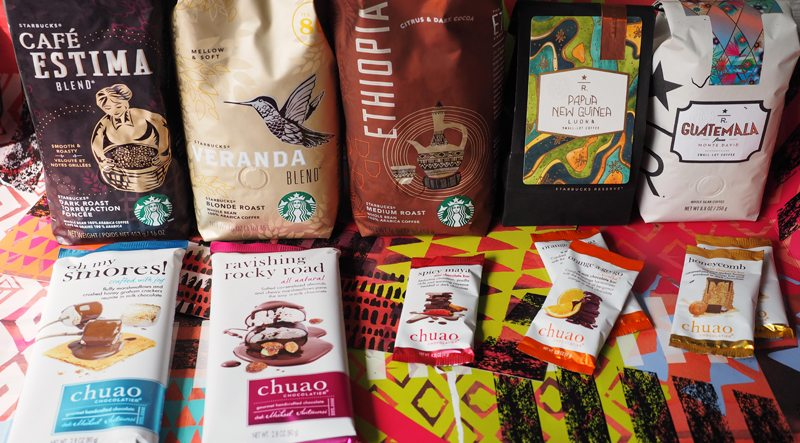 Coffee Pairings with Chuao Chocolates: For serious coffee masters!