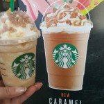 1 - 1 - 20160502_195303 new caramel waffle cone Frappuccino
