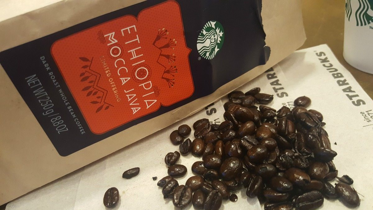Announcing a very limited coffee: Ethiopia Mocca Java (Available only in 3 U.S. regions).