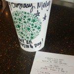 1 - 1 - 20160517_105923 Starbucks Rewards Birthday Flat White