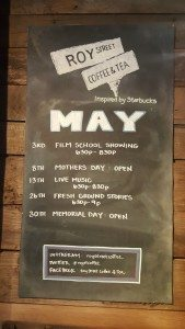 1 - 1 - 20160528_085313 may calendar at Roy Street