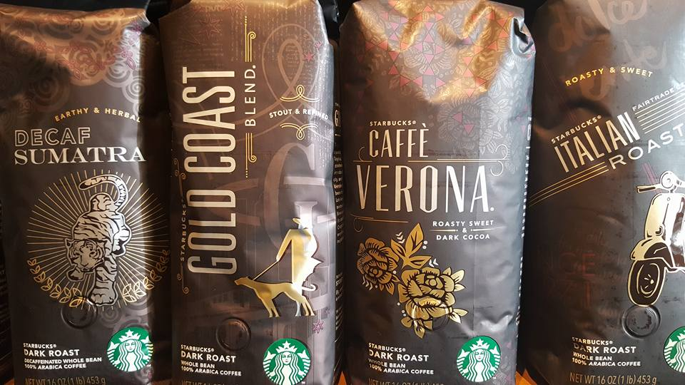 In Testing Starbucks Coffee In Canisters