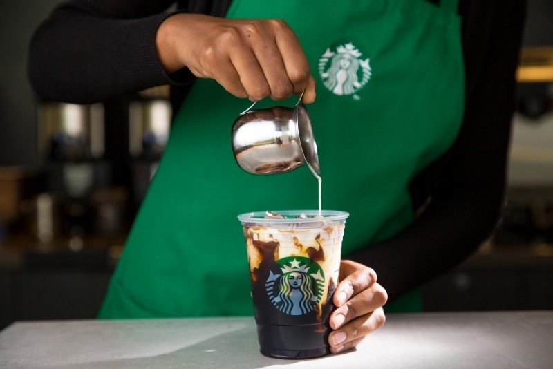 Four Cold Coffee Choices at Starbucks. Which one is right for you?