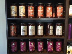 image79 wall of coffee in jars