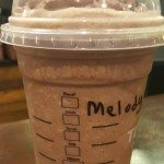 1 - 1 - 20160611_052620 starbucks double double fudge bar Frappuccino