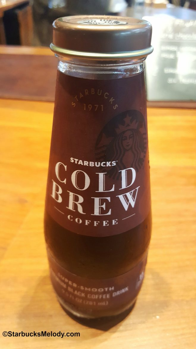 starbucks free cold brew