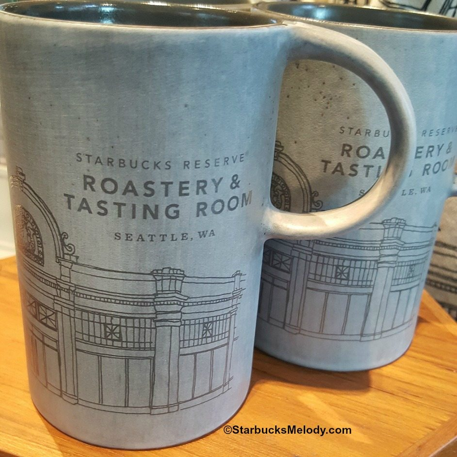 Must-have new things at the Seattle Roastery: Reserve Cold Cups & Illustration Mugs
