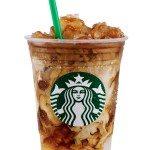 Starbucks Caramel Espresso Granita