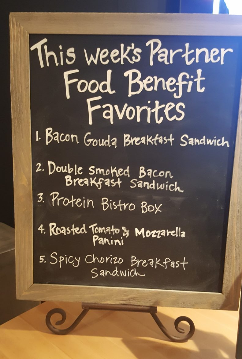 Can I purchase things from Starbucks using an EBT card (food benefits)?