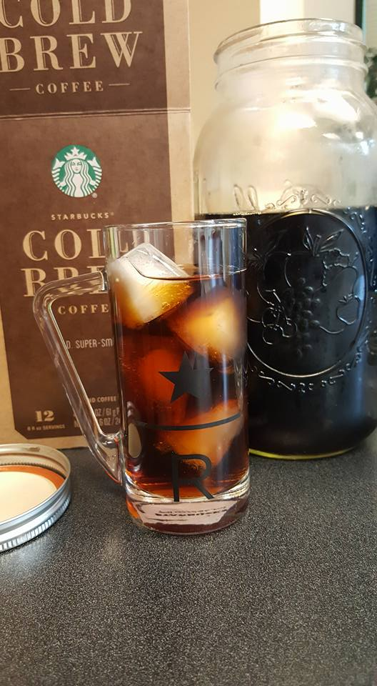 Melody Reviews the Starbucks Easy Cold Brew at Home Pitcher Packs.