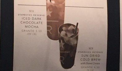 1 - 1 - image Chicago Starbucks Iced Dark Chocolate Mocha