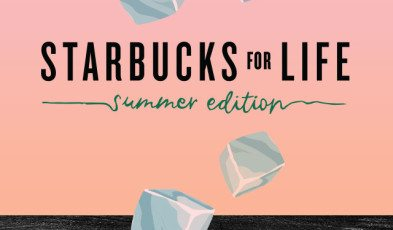 starbucks for life summer edition 2016 - melt the ice cubes
