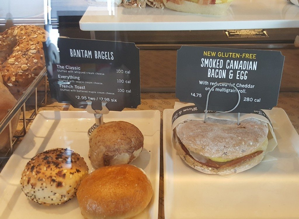 1 - 1 - 20160926_133639 gluten free breakfast sandwich in the pasty case