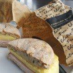 1 -1 - 20160926_140735 gluten free breakfast sandwich cut in half
