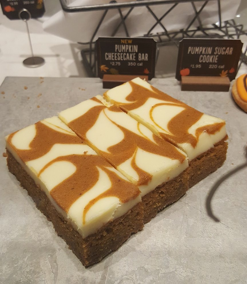 20160907_193939 pumpkin spice cheesecakebar