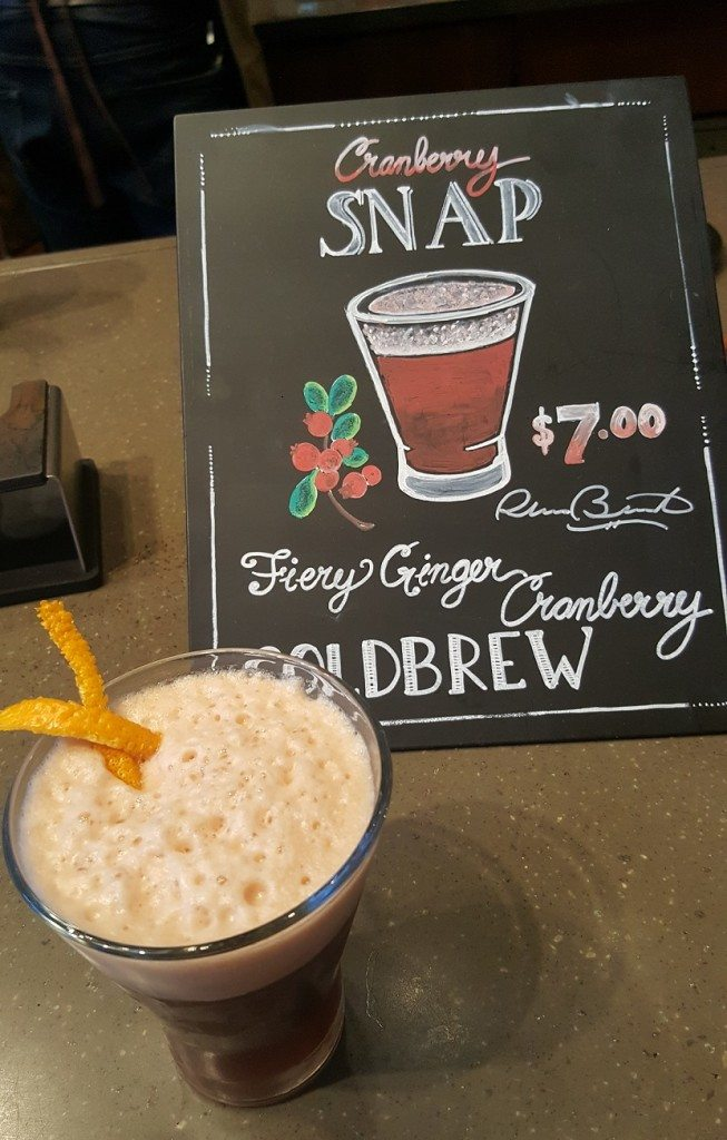20160912_184652 final cranberry snap cold brew beverage