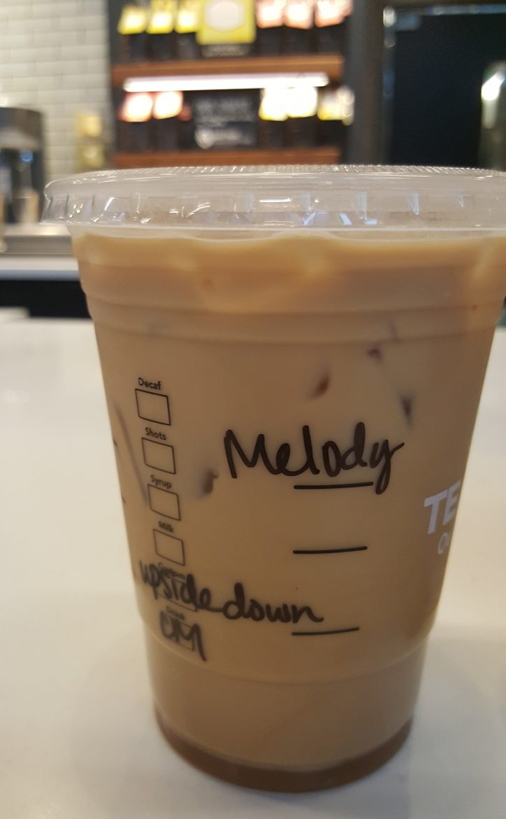 Understanding Your Iced Caramel Macchiato Stirred Upside