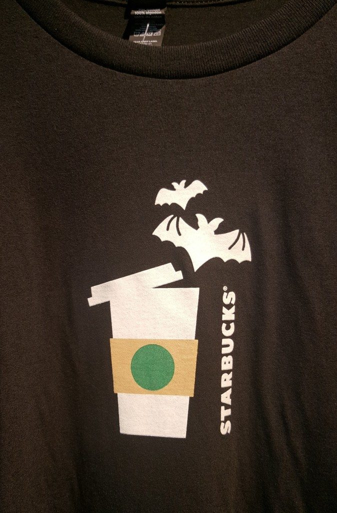 20160928_161203 halloween starbucks shirt