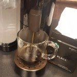 20161015_143838 Making coffee with the Verismo
