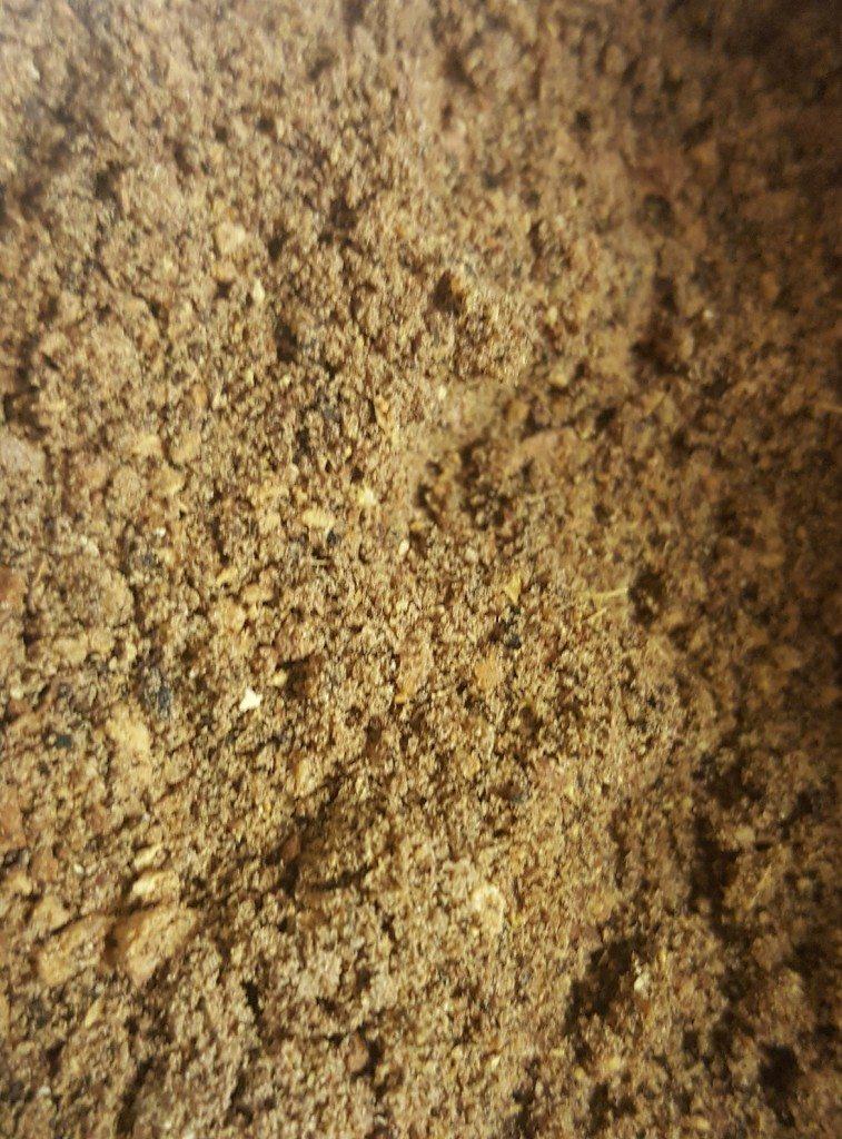 20161029_200723 finely ground pumpkin spice brulee tea