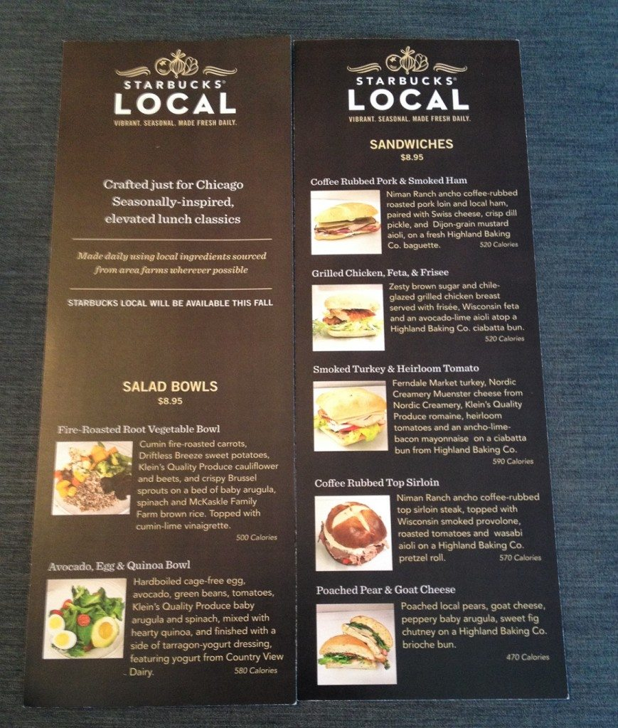 image - menu for chicago local