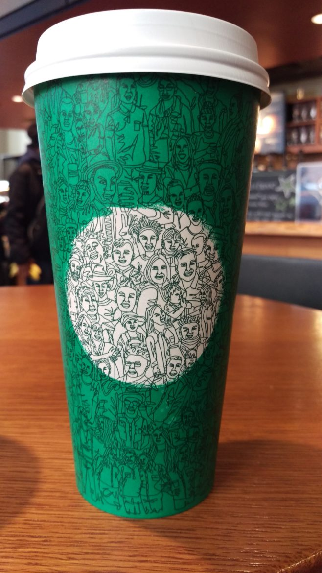 The Green Connections and Community Cups are Here