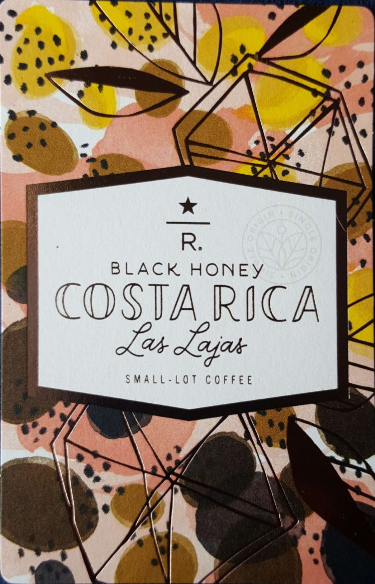 Costa Rica Las Lajas: The first 'Honey Processed' Reserve coffee